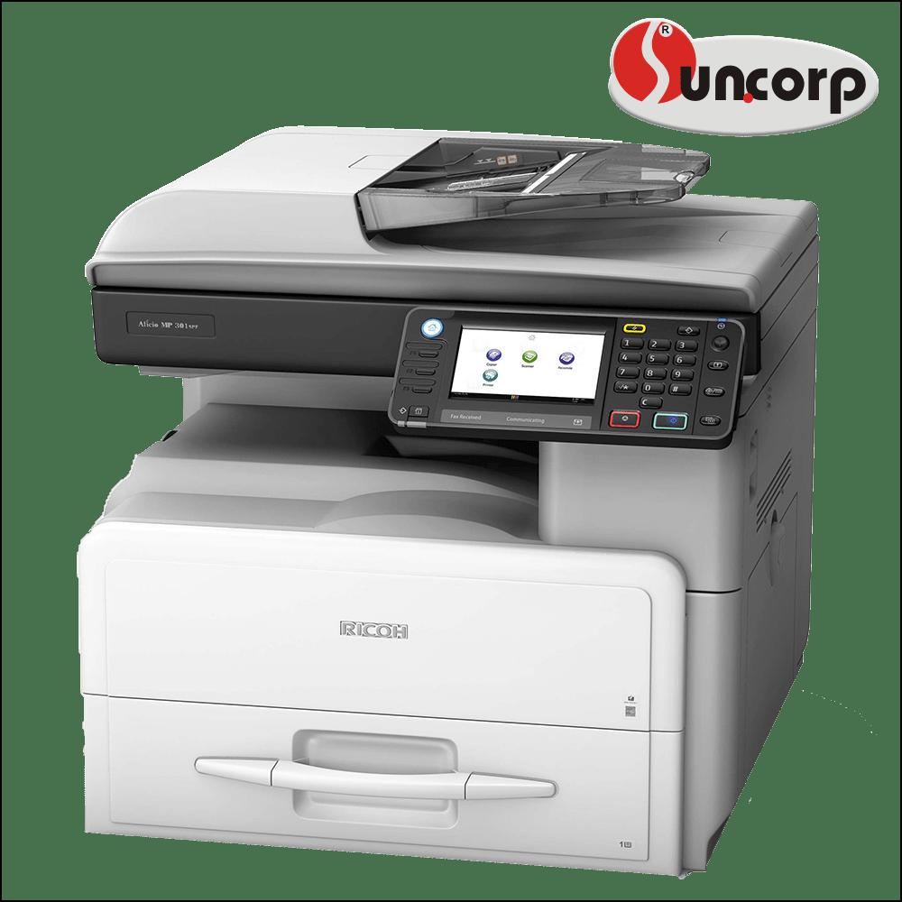 Những điều tuyệt vời mà sản phẩm photocopy Rihco mang đến. MAY-PHOTOCOPY-RICOH-AFICICO-MP-301SPF1