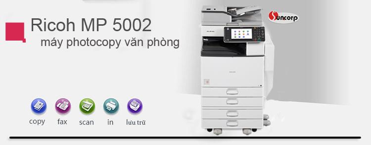 Tìm máy photocopy ricoh đem lại sự hài lòng khi sử dụng. May-photocopy-ricoh-mp-5002