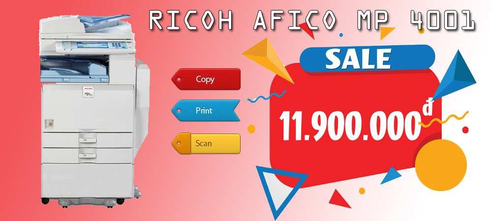 Ricoh Mp 4001