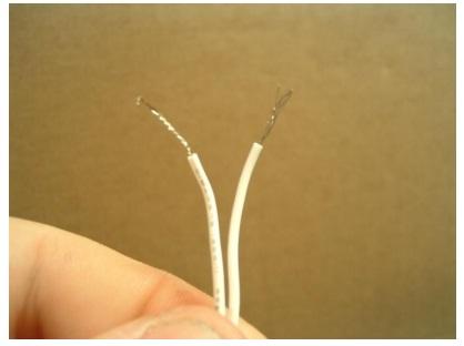 cắt một phần của điện trở để tiến hành xoá lỗi