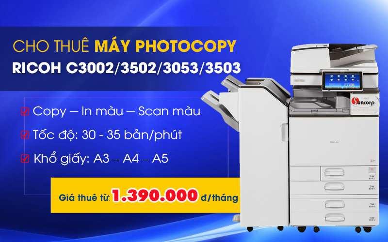 thuê máy photocopy tại di linh