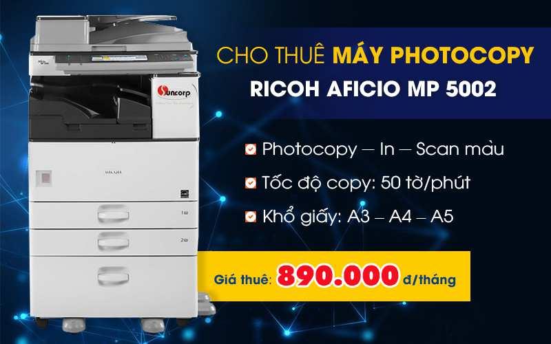 thuê máy photocopy di linh