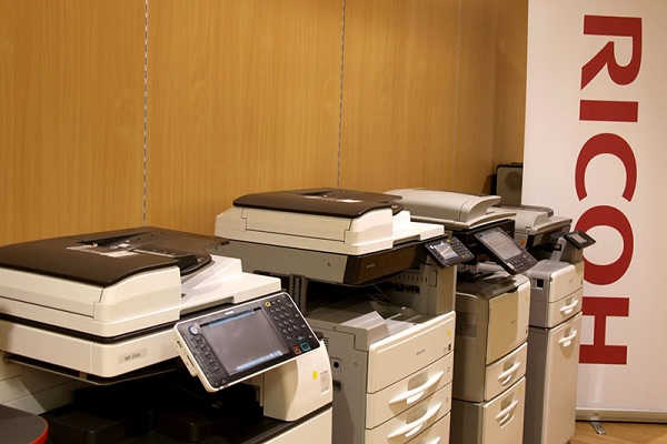 Cho thuê máy photocopy Ricoh chính hãng