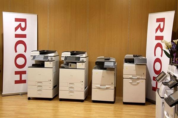 Cho thuê máy photocopy chính hãng Ricoh giá rẻ