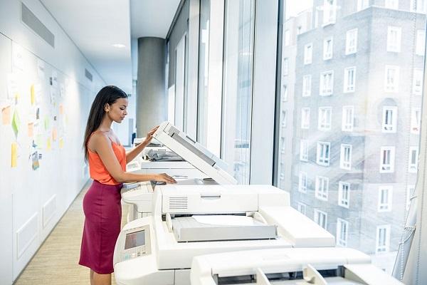 Cho thuê máy photocopy Toshiba chính hãng ở đâu?
